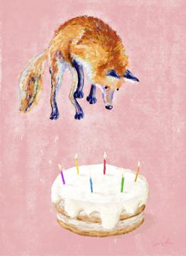Cake Fox