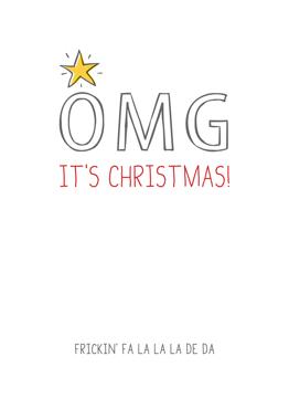 OMG It's Christmas