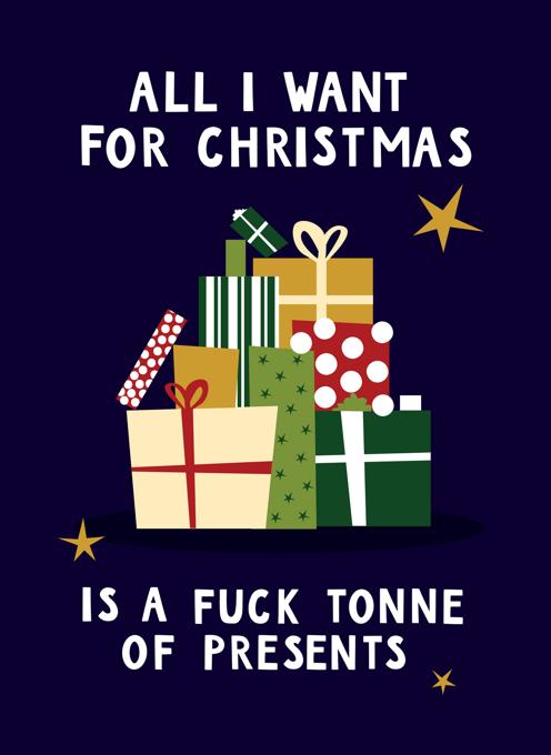 Tonne of Presents