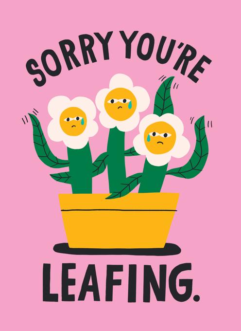 Leafing