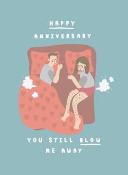 Anniversary Fart