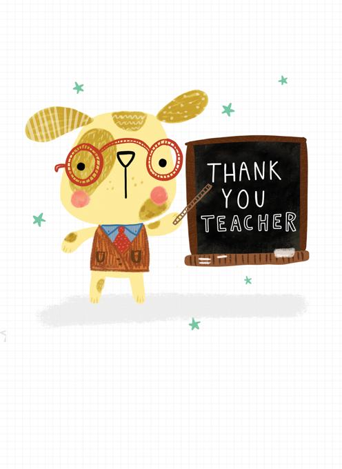 Thank You Teacher!