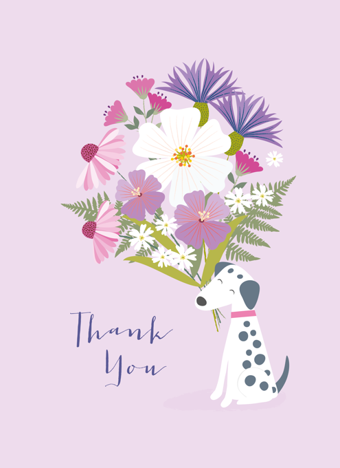Thank You Dalmatian