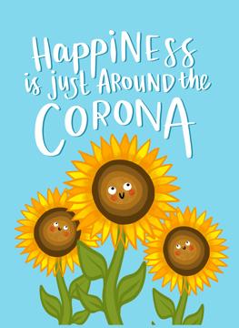 Around the Corona