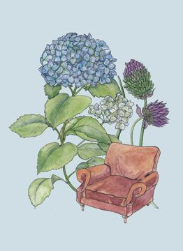 Lounge Flowers