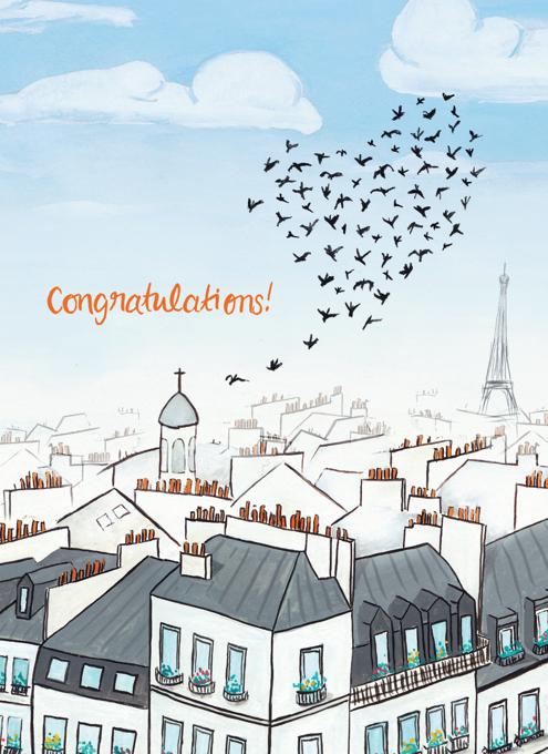 Congrats Paris Rooftops