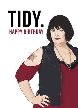 Gavin Stacey Tidy Birthday