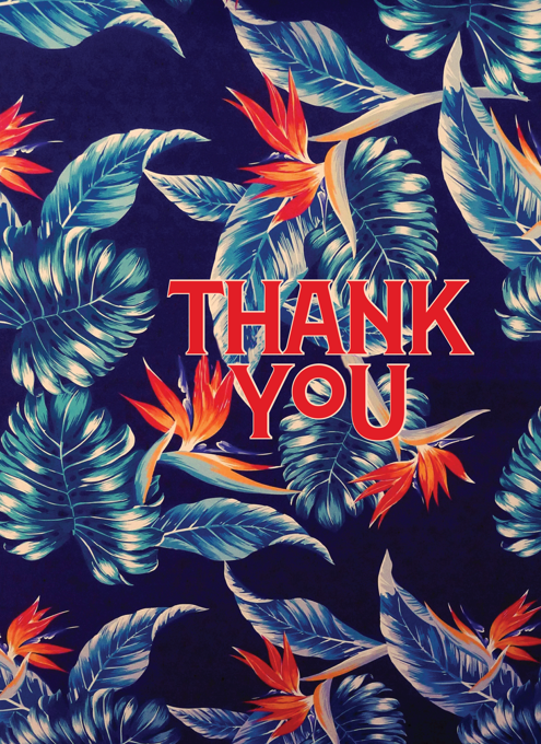 Thank You Paradise