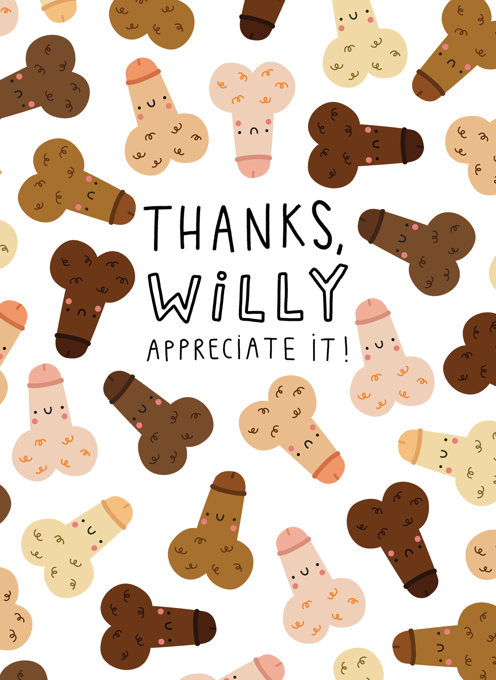 Thanks, Willy Appreciate It!