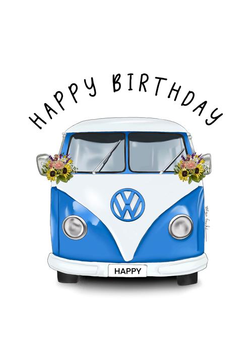 VW Birthday