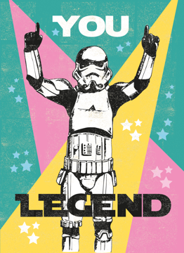 You Legend Stormtrooper