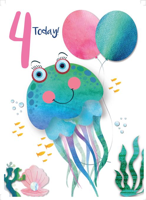 Age 4 Jellyfish