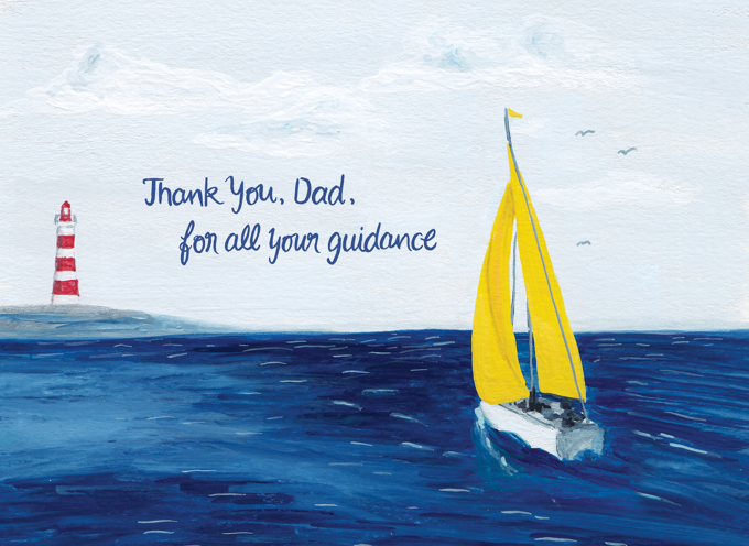 Thank You, Dad, For All Your Guidance - Father's Day
