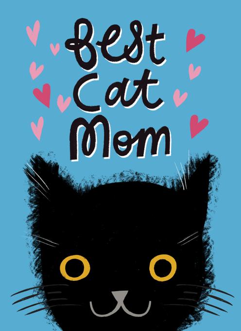 Best Cat Mom!