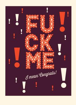 Fuck Me!