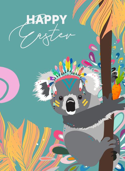 Koala Easter