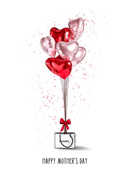 Balloons for Mum