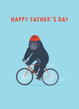 Gorilla Bike