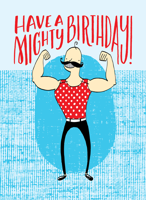 Mighty Birthday