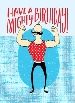 Mighty Birthday