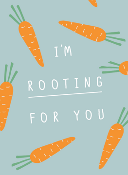 Good Luck Carrots