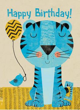 Lion Happy Birthday