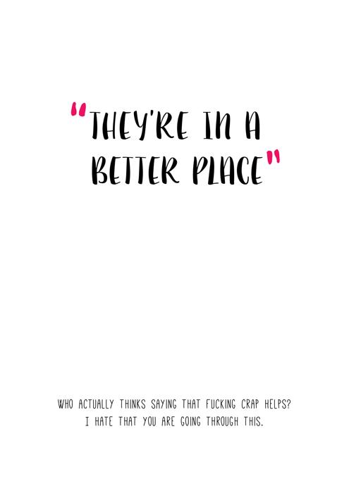 Better Place Crap