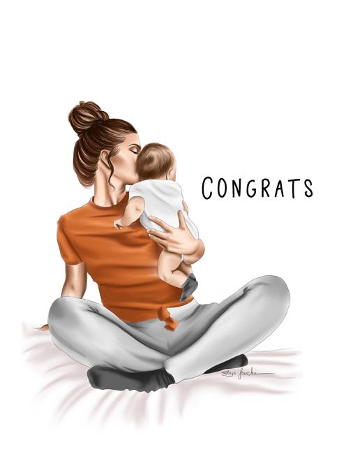 Congrats Newborn