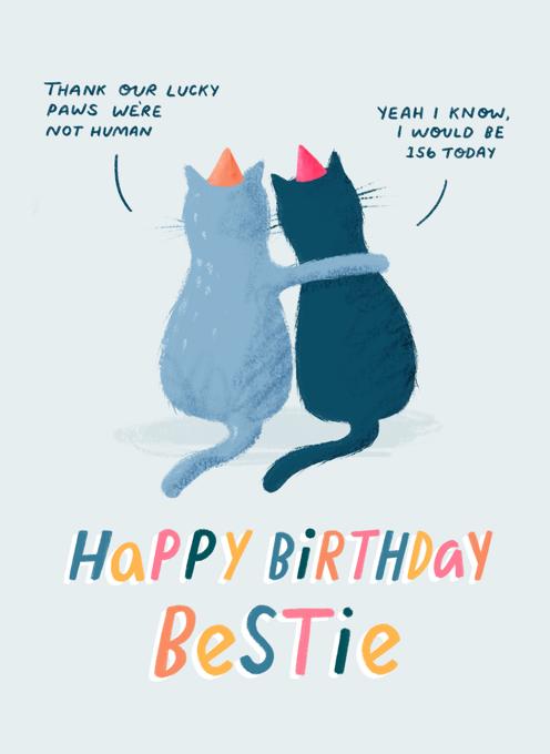Bestie Cats