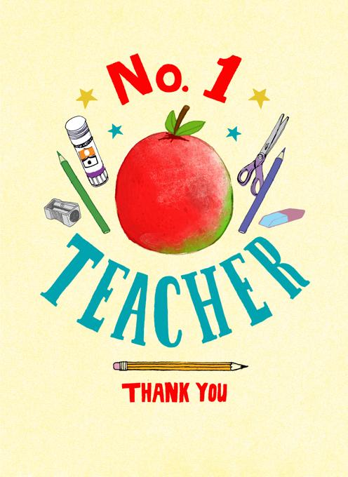 No.1 Teacher