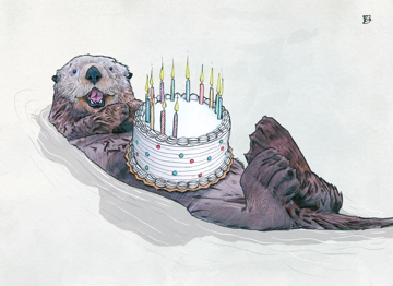 We Otter Celebrate
