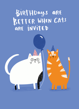 Cats Invited