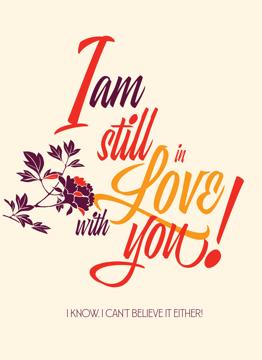 Still In Love