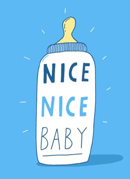 Nice Baby Blue