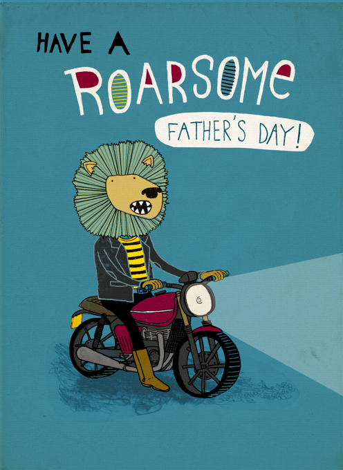 Roarsome Father's Day!