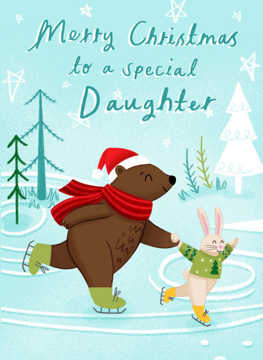 To a Special Daughter at Christmas