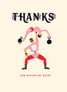 Thanks Back