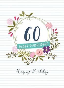 60 Years Sensational