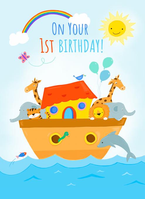 Ark 1st Birthday