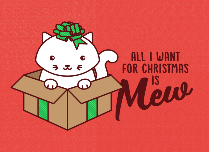 All I Want for Christmas is Mew