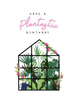 Plantastic Birthday