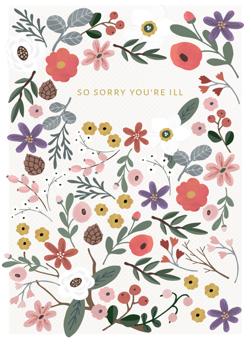 So Sorry You're Ill
