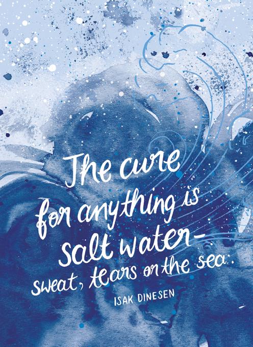 Sympathy Salt Water