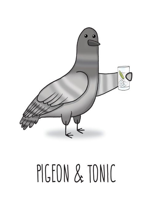 Pigeon & Tonic