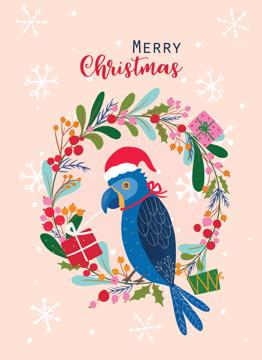 Merry Parrot