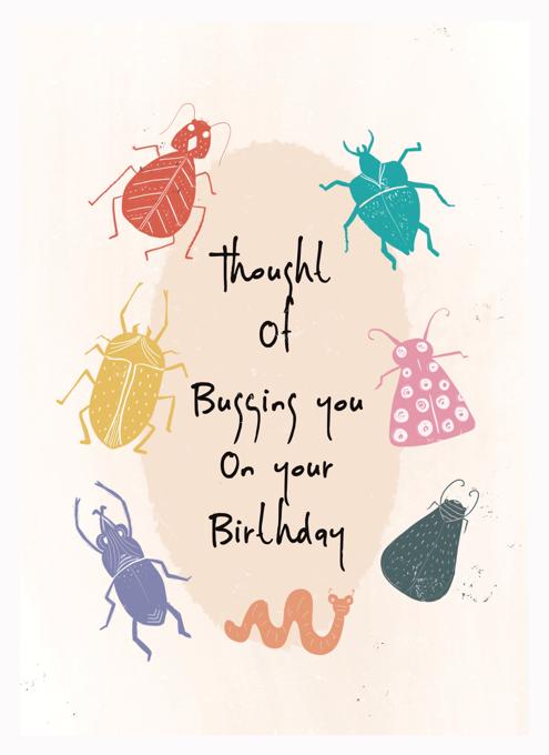 Happy Birthday Bugs
