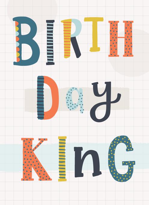 Birthday King Birthday