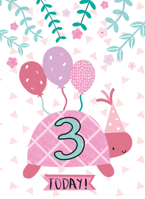 Three Today Turtle