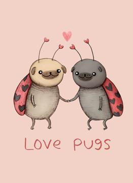 Love Pugs