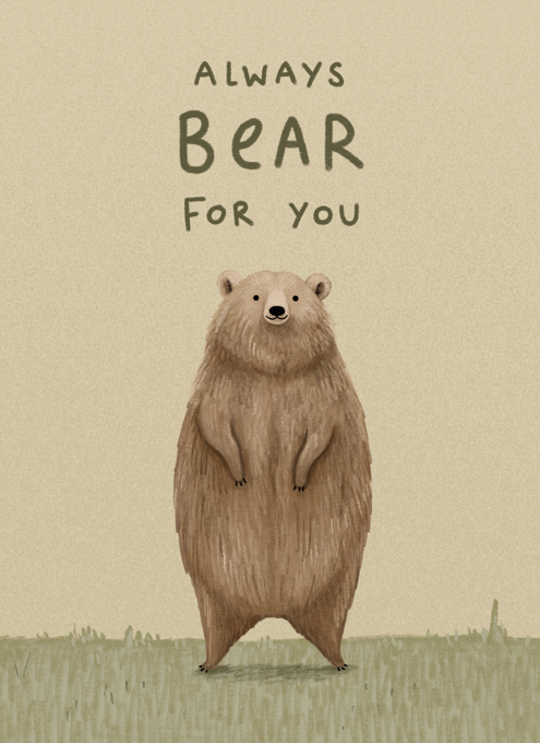 Always Bear For You